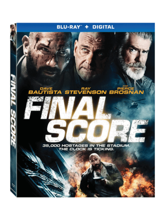 Final Score arrives on Blu-ray™ (plus Digital), DVD and Digital November 13 3