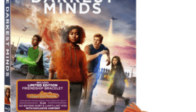 THE DARKEST MINDS arrives on 4K Ultra HD, Blu-ray™, and DVD on October 30 4