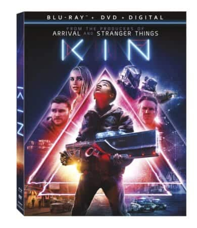 Lionsgate Announce: Kin arrives on Digital November 6 and on 4K Ultra HD, Blu-ray™ Combo Pack, DVD, and On Demand 11/20 3