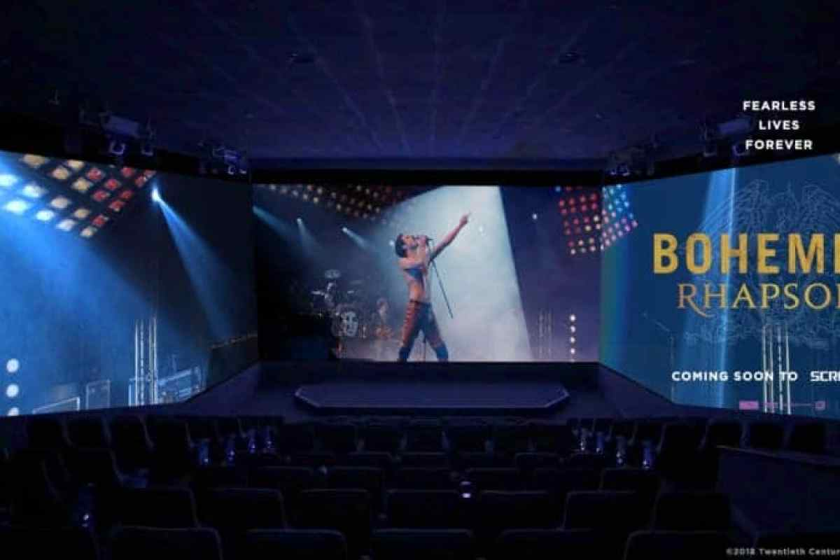 20th Century Fox's and Regency Enterprises' Epic Rock and Roll Bio-Pic Bohemian Rhapsody to be Released on ScreenX
