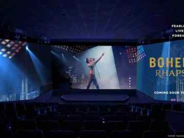 20th Century Fox's and Regency Enterprises' Epic Rock and Roll Bio-Pic Bohemian Rhapsody to be Released on ScreenX 53