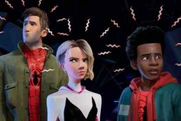 Spider-Man: Into The Spider-Verse (2018) 21