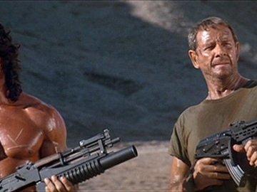 Rambo III (4K Ultra HD) 50
