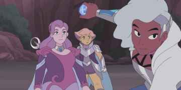 DreamWorks She-Ra and the Princesses of Power now available on Netflix! 7