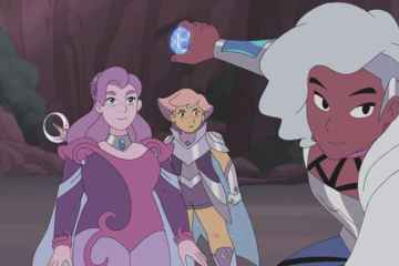 DreamWorks She-Ra and the Princesses of Power now available on Netflix! 9