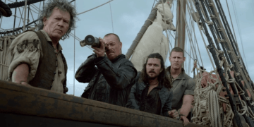 Black Sails: The Complete Collection 1