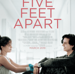 Weekend Roundup: Midnight Pulp, Above Majestic, Film Movement Plus, Five Feet Apart & more! 19