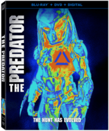The Predator Arrives on Digital, 4K Ultra HD, Blu-ray and DVD December 18 1