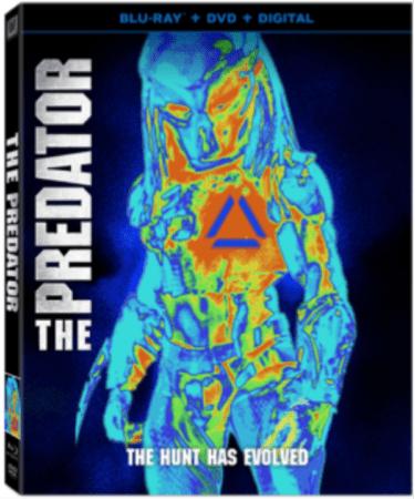 The Predator Arrives on Digital, 4K Ultra HD, Blu-ray and DVD December 18 1