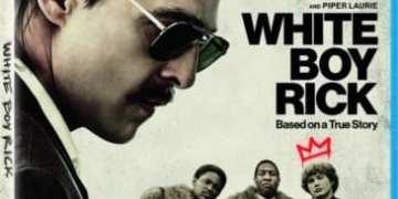 WHITE BOY RICK Starring Academy Award Winner Matthew McConaughey Comes to Digital 12/11 & Blu-ray & DVD 12/25 10