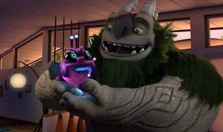 DreamWorks 3Below: Tales of Arcadia Is Premiering December 21st Only On Netflix 3
