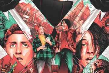 Bill & Ted's Bogus Journey: Steelbook Edition 24