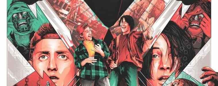 Bill & Ted's Bogus Journey: Steelbook Edition 15