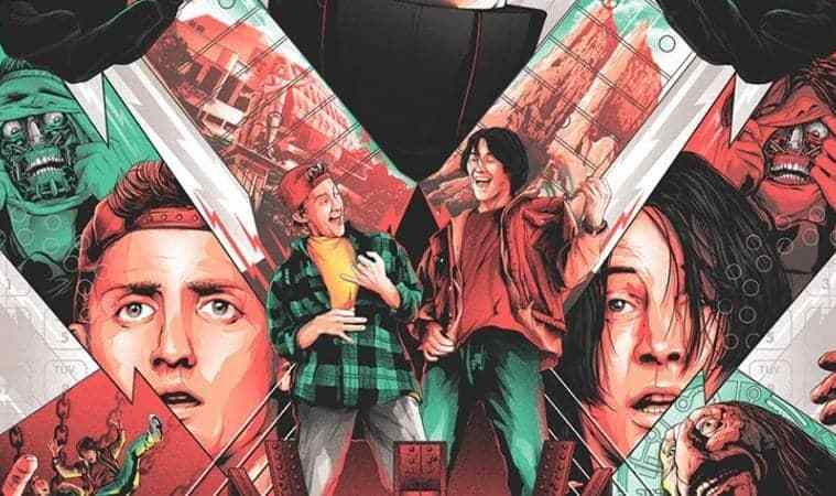 Bill & Ted's Bogus Journey: Steelbook Edition 3