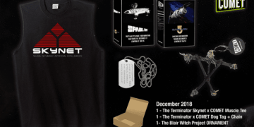 The Comet TV and CHARGE! December Prize Pack contest is here! 14