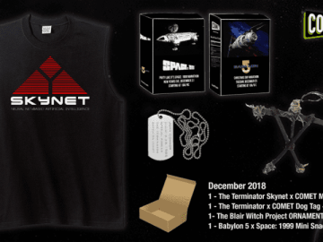 The Comet TV and CHARGE! December Prize Pack contest is here! 47