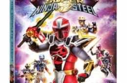 Power Rangers Super Ninja Steel: The Complete Season arrives on DVD, Digital and On Demand 2/5 7