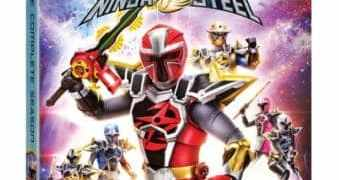 Power Rangers Super Ninja Steel: The Complete Season arrives on DVD, Digital and On Demand 2/5 32
