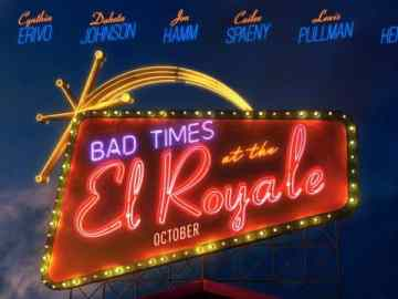Bad Times at the El Royale 35