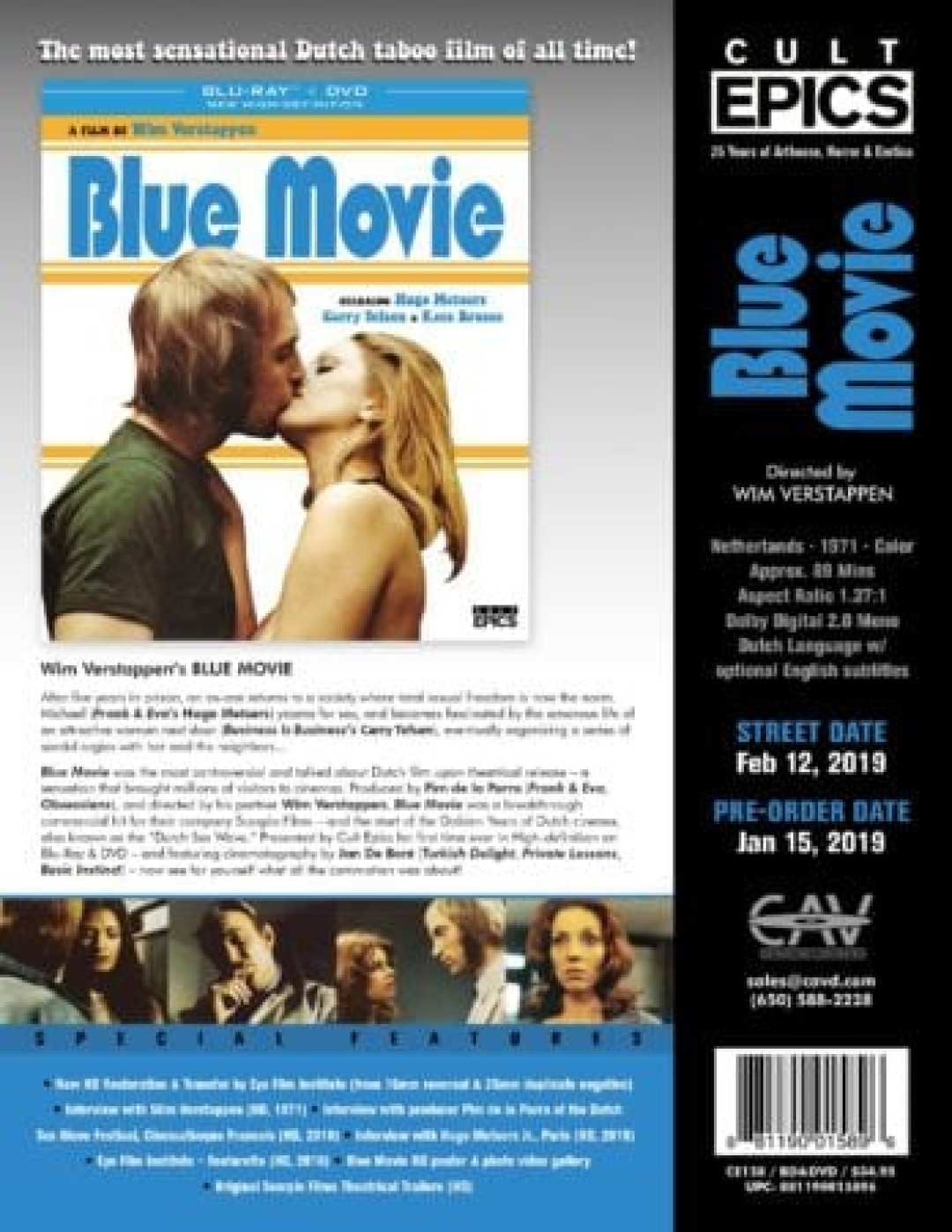 Blue Movie review: Sexual Freedom after Prison 5