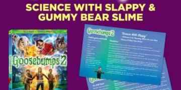 Goosebumps 2 is coming! Here is literally everything SONY saw fit to have posted. 8