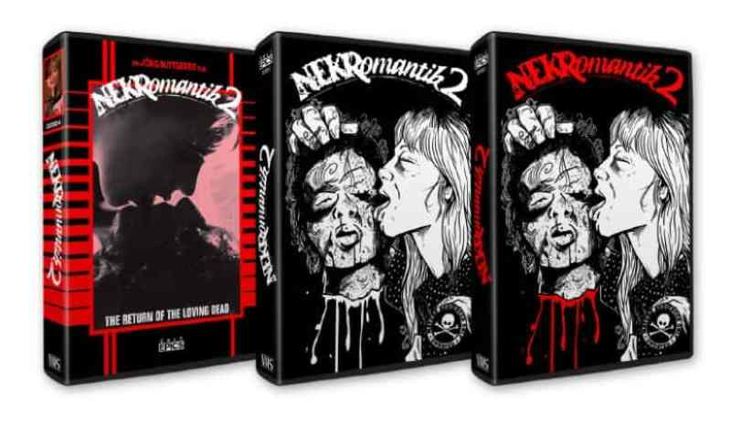 Home Video News: Nekromantik 2, Street Fighter Collection, Holmes, Beale Street & more! 38
