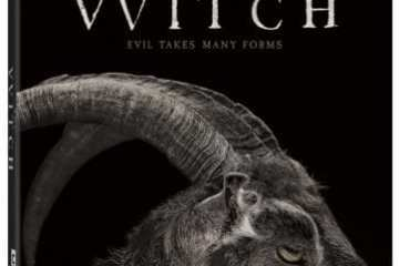 The Witch arrives on 4K Ultra HD™ Combo Pack (Plus Blu-ray™ and Digital) 4/23 23
