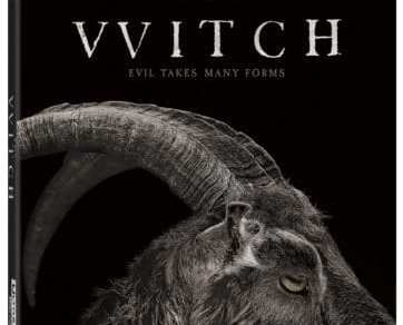 The Witch arrives on 4K Ultra HD™ Combo Pack (Plus Blu-ray™ and Digital) 4/23 14