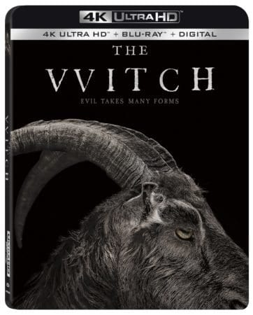The Witch arrives on 4K Ultra HD™ Combo Pack (Plus Blu-ray™ and Digital) 4/23 1