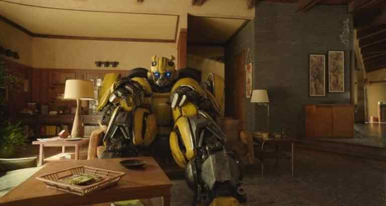 BUMBLEBEE arrives on Digital March 19th and on 4K Ultra HD, Blu-ray & DVD April 2nd 1
