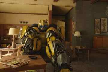 BUMBLEBEE arrives on Digital March 19th and on 4K Ultra HD, Blu-ray & DVD April 2nd 23