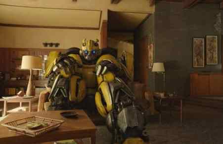 BUMBLEBEE arrives on Digital March 19th and on 4K Ultra HD, Blu-ray & DVD April 2nd 12