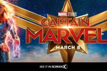 ScreenX2: The Quickening + A Word on Captain Marvel 16