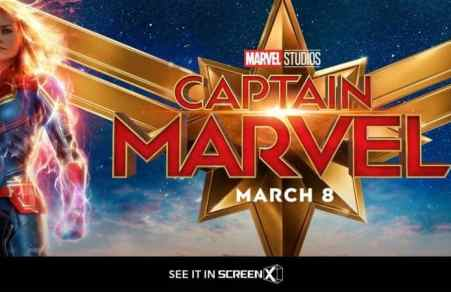 ScreenX2: The Quickening + A Word on Captain Marvel 1
