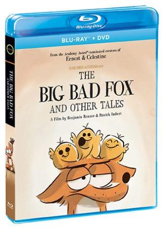 Big bad fox addams