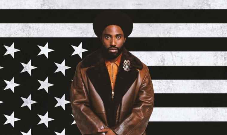 Spike Lee's Blackkklansman is Available to Stream on HBO NOW Saturday, April 20th 3