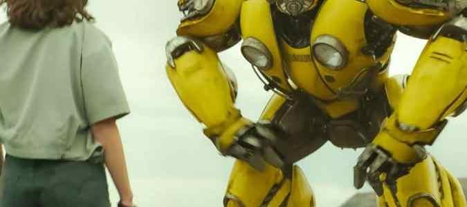 Bumblebee [4K UHD review] 3