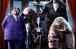 Late Night News: Addams Family, Big Bad Fox, a site update 19