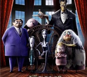 Late Night News: Addams Family, Big Bad Fox, a site update 32