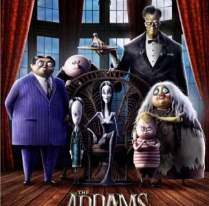 Late Night News: Addams Family, Big Bad Fox, a site update 3