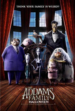 Late Night News: Addams Family, Big Bad Fox, a site update 3