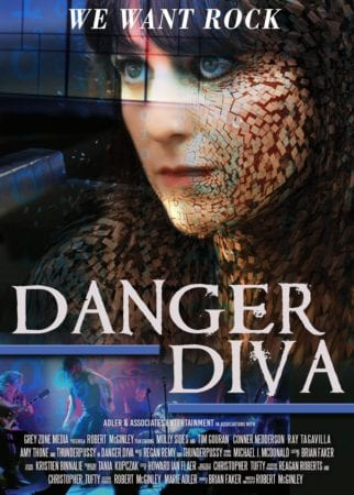 Cyberpunk Thriller DANGER DIVA lands worldwide distribution with Adler & Associates Entertainment and will screen at Cannes Film Festival on May 17th! 1