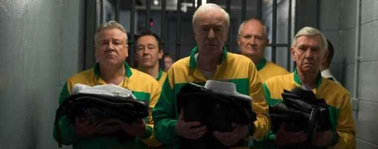 King of Thieves review: Michael Caine Elder Criminal 51
