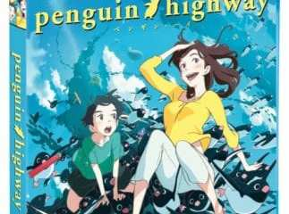 Anime Feature 'Penguin Highway' Comes to Blu-Ray, DVD & Digital August 6 7