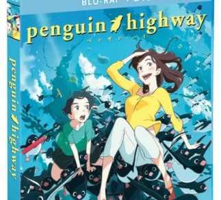 Anime Feature 'Penguin Highway' Comes to Blu-Ray, DVD & Digital August 6 20