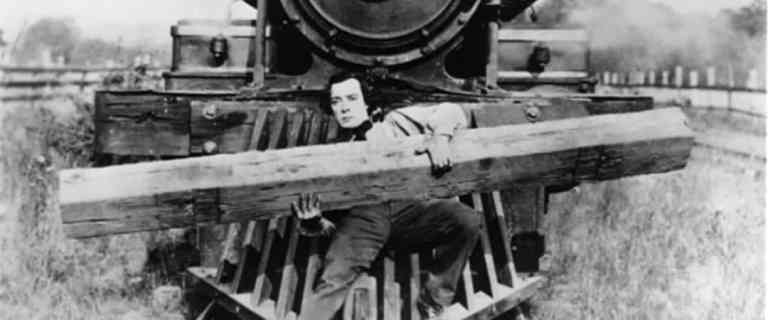 The Buster Keaton Collection Volume 1 [Review] 1