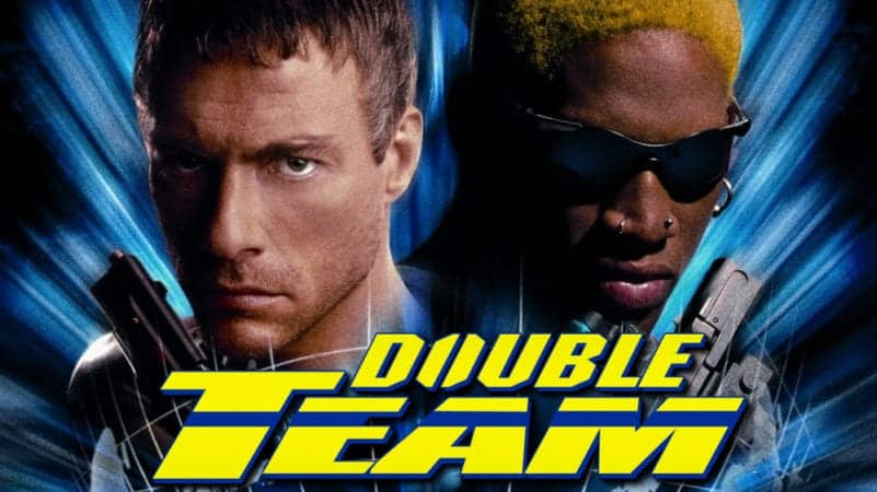 Double Team: Dennis Rodman saves the World...again [Review] 2