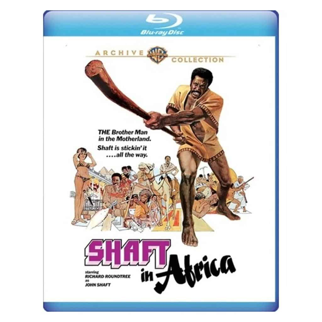 Shaft in Africa blu