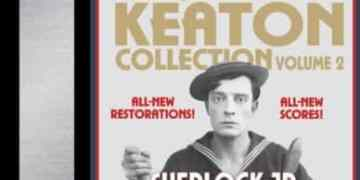 buster keaton collection vol 2