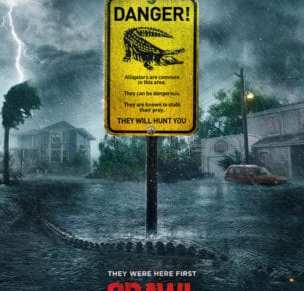 Crawl: Best Gator Movie sans Burt Reynolds [Review]